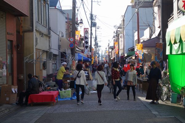 Taishogun Shopping Street