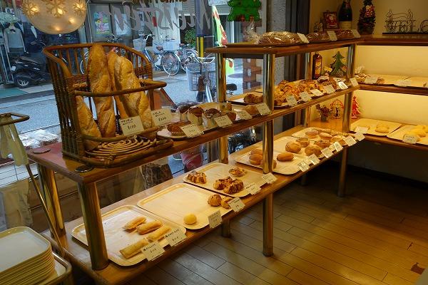 大将軍商店街 手作りパンの店 マイスター 手作りパン