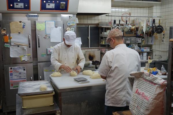大将軍商店街 手作りパンの店 マイスター パン工房